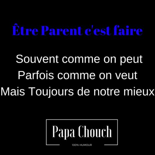 etre parent
